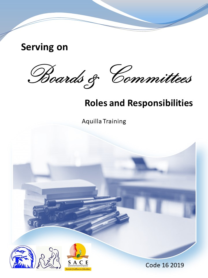 17 2019 Boards and committees
