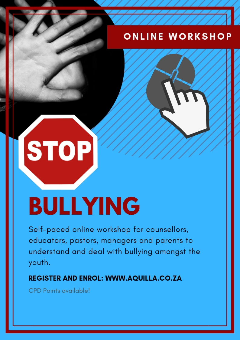 Bullying online workshop