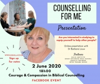Counselling for me - Presentation